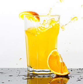 Orange Energy Drink Mix