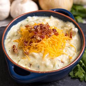 Homestyle Potato Soup